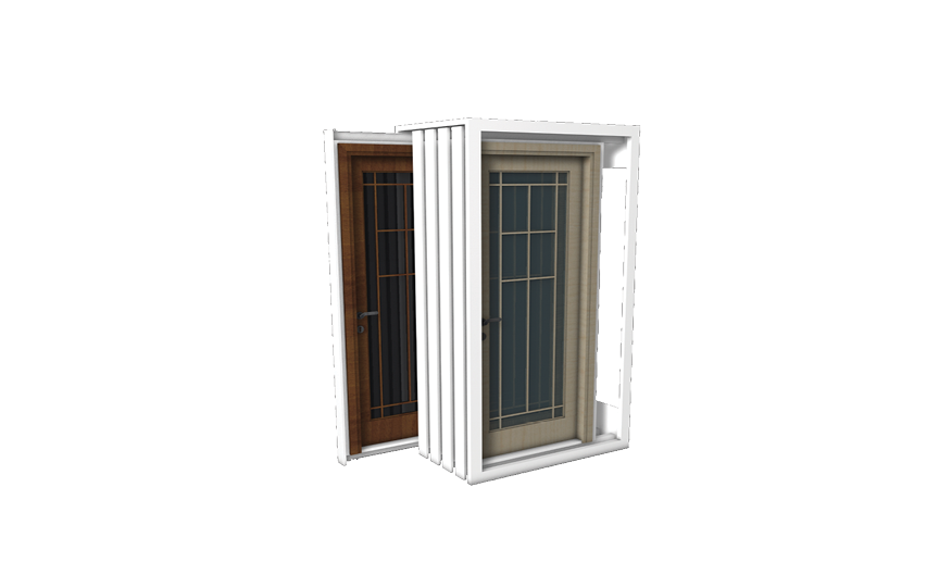 FLIPPER 5 DOOR (NARROW STEP)