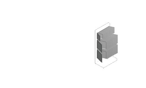 Tile display case PL