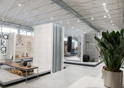 showroom per ceramiche ermes