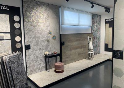 showroom design Elios Ceramica