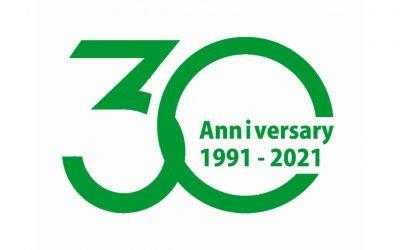 ECO DESIGN compie 30 anni