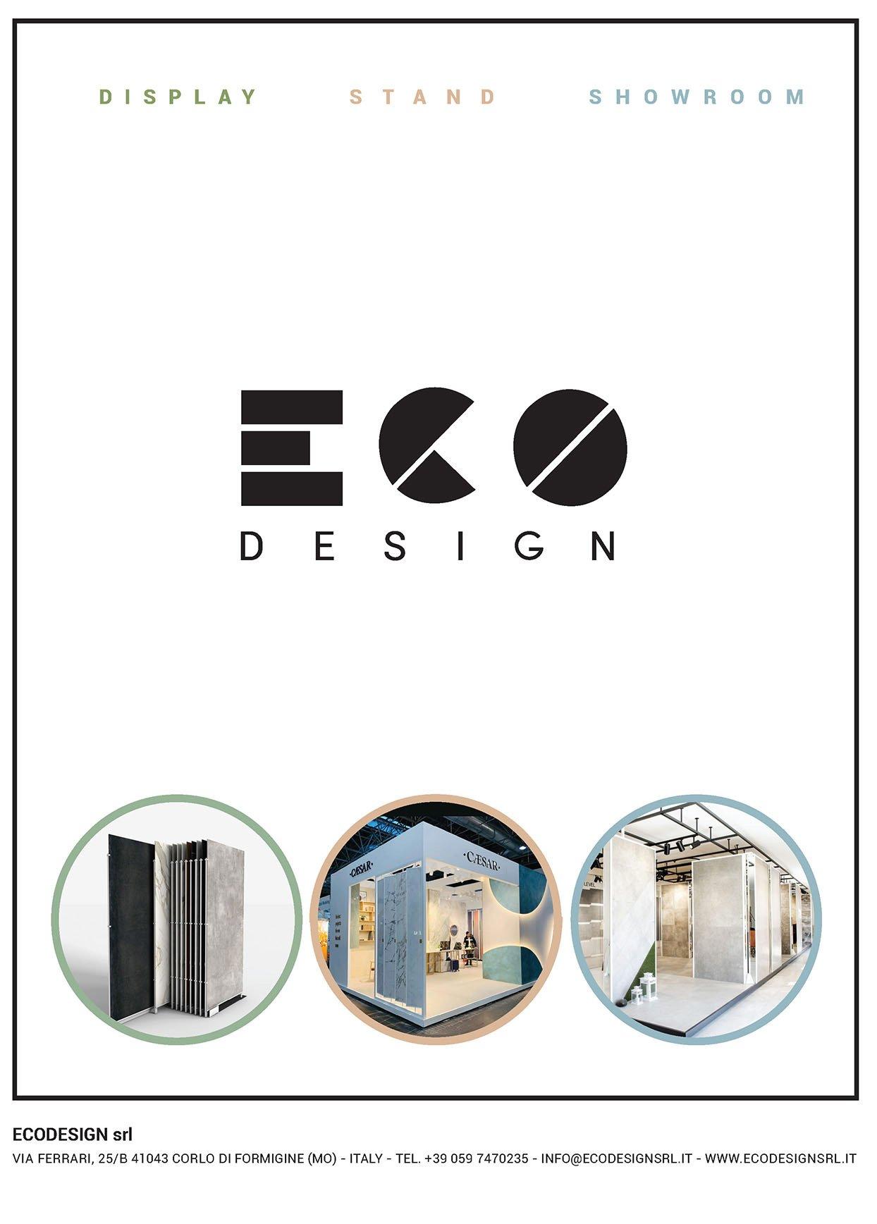 advertising ecodesign coverings 2019